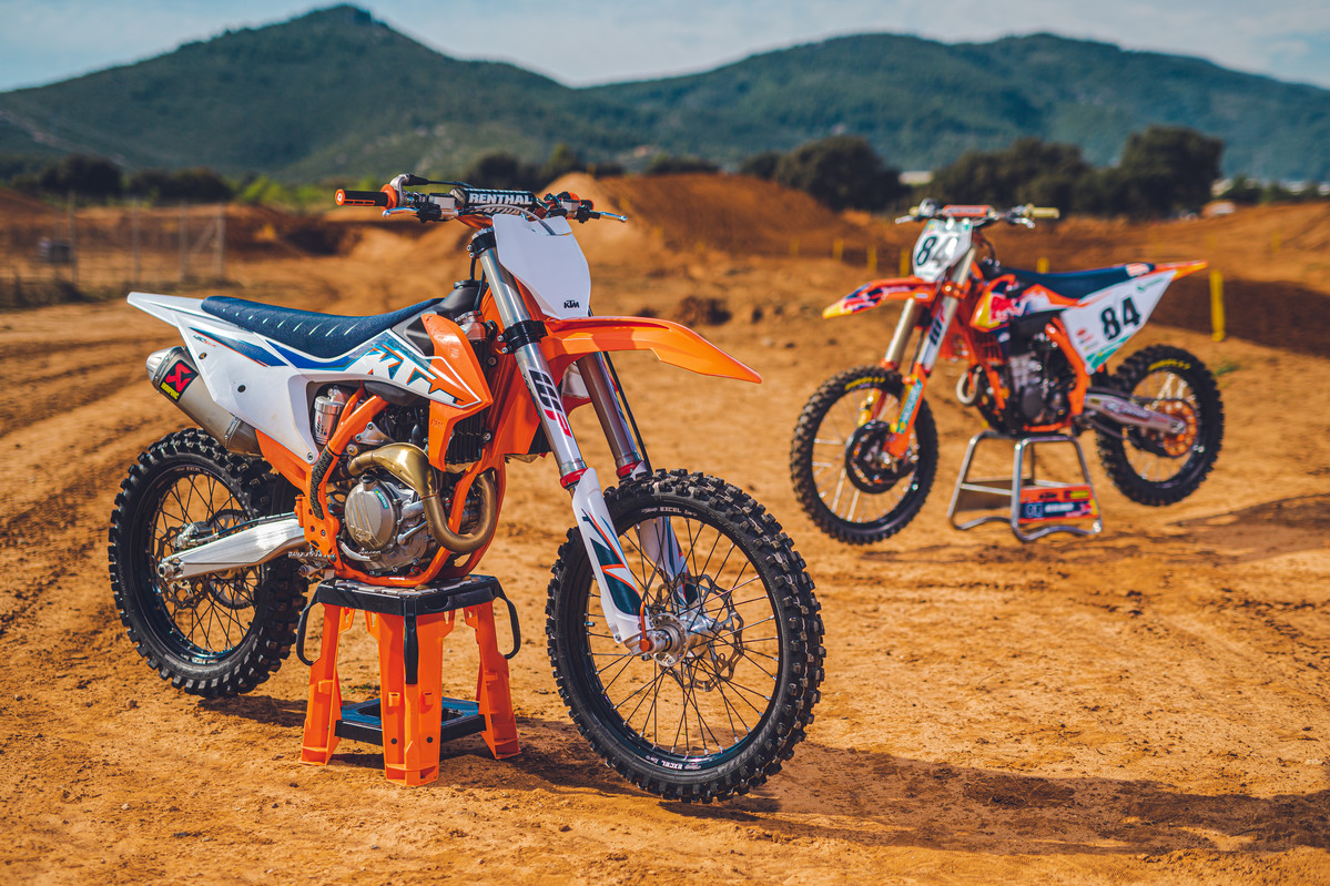 2018 KTM 150 SX Review • Total Motorcycle